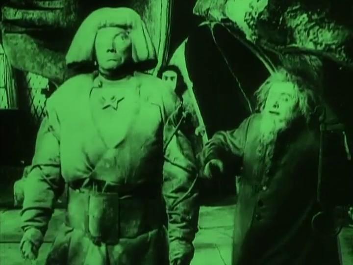 2-ожившей статуи стала родоначальником психологического кино.